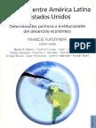 La Brecha Entre America Latina Y USA - Fukuyama