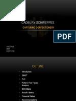 Harvard business case cadbury & schweppes