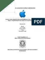 hrm final ass apple human resource management assesment apple a strategic analysis of apple corporation