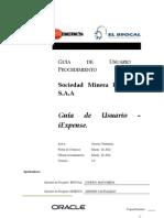 Manual iExpense v2