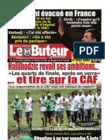 LE BUTEUR PDF du 11/01/2013