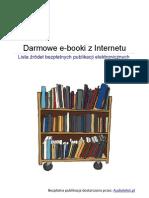 Darmowe Ebooki z Internetu