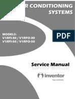 Ntoulapes Klimatistika V1RFi v1rfo Service Manual