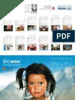 Calendario Nestlé 2008