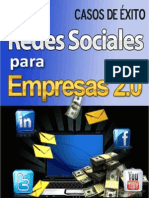 Redes Social Es Empres as 20