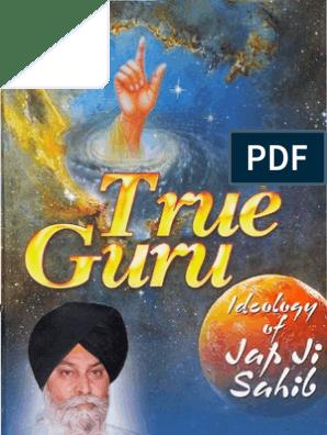 True Guru   Guru Nanak   Indian Religions
