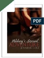 Jennifer Cole La Aventura Sexual de Abbey
