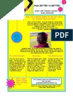 Jacquelyn Adam's Media Kit