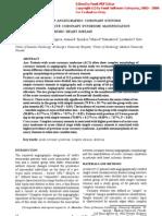 Association Between Angiographic Coronary Stenosis2