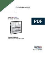 Wood Ward Uer Manual (Panel) 37218_D