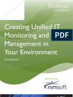 http://artandvids.blogspot.ca/ - Creating Unified IT Monitoring and Management in your Environment