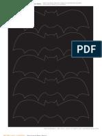 Decorative Bats 1