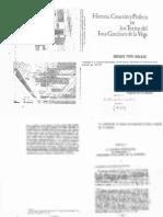 Pupo Walker - Historia Creacion y Profecia en Los Textos Del Inca Garcilaso de La Vega - Capitulo V