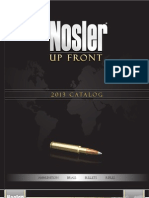 NOSLER 2013+Catalog Download