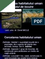 Cercetarea Habitatului Uman