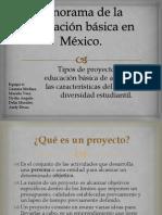 Tipos de proyectos educativos