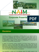 Naim Presentation Slides - 8 July 2012