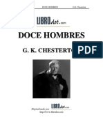 G. K. Chesterton - Doce Hombres
