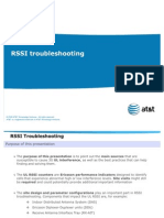 RSSI  Overwiev Troubleshooting