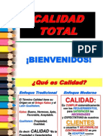 Calidad Total [Total Quality]