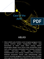 case of the AVRT