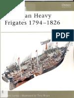 [New Vanguard 079] American Heavy Frigates 1794-1826