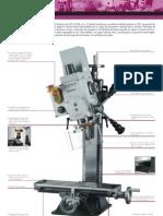 Manual mantenimiento fresadora