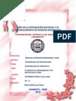 El contrabando y sus Efectos en el Perú