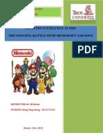 Nintendo Case Analysis - Dang Vinh Giang