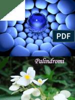 PALINDROMI 2