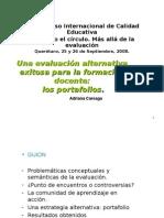 Presentacion Sobre Evaluacion