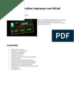 62832449 Diseno Circuitos Impresos KiCAD