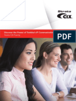 Toshiba Call Center Solutions-Strata CIX Telephone Systems