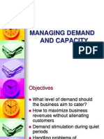 7793399 Managing Capacity Demand