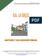 """ADAPTACIÓN U.D. """"LA CALLE"""""""