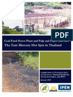 Thailand Mercury Hot Spot - EnG