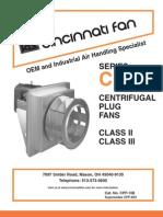 Centrifugal Plug Fans