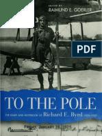 El Diario y el cuaderno de Richard E. Byrd