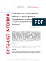 Plataforma Convenio Gg.aa. 10.01.2013