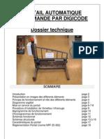 CI3 - TP8 - DR - Dossier Portail Automatique