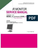 manual servicio lg 1510