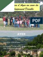 La jeunesse d'Ayen au cœur du Développement Durable