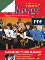 Salzburg Klänge 1/2008 - Ausgabe 13