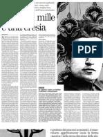 Gramsci, Mille e Una Eresia Di Luigi Cavallaro - Il Manifesto 11.01.2013