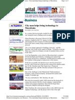 Annapolis Paper 30 April 2007
