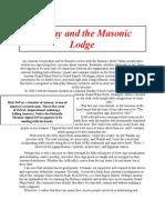 Amway & the Masonic Lodge