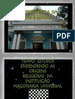 A  IMPORTÂNCIA  DA  RELIGIOSIDADE PARA OS MAÇONS