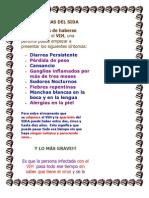 Sintomas Del Sida