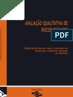 Avaliação Qualitativa de Riscos Químicos - Orientações Básicas para o Controle da Exposição a Produtos Químicos em Gráficas