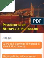 Petroleum Processing